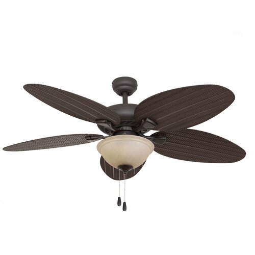 Calcutta Key Largo Bowl Light Ceiling Fan Light Kit
