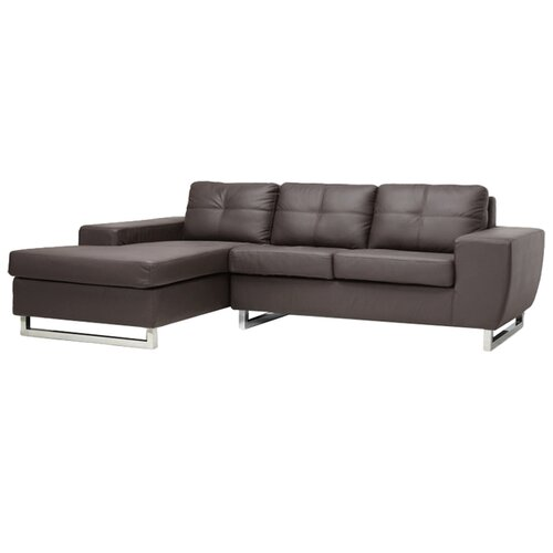 Wholesale Interiors Baxton Studio Corbin Sectional
