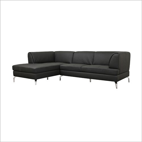 Wholesale Interiors Baxton Studio Godfrey Sectional