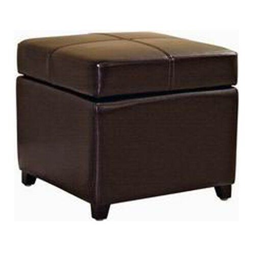 Wholesale Interiors Biondello Cube Ottoman