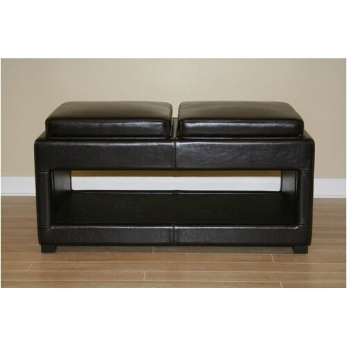 Francisca Functional Ottoman/Bench