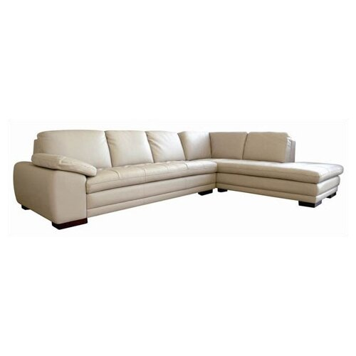 Jaquenetta Leather Sectional