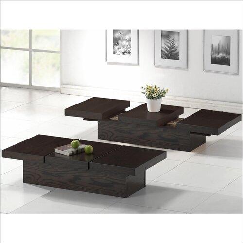 baxton studio coffee table wayfair