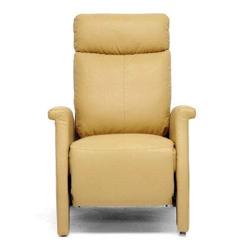 Wholesale Interiors Baxton Studio Sequim Club Recliner