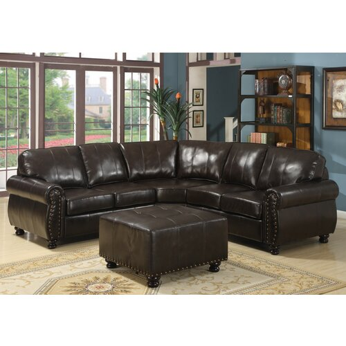 Baxton Studio Hammond Sectional