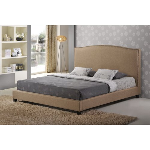 Wholesale Interiors Baxton Studio Aisling Platform Bed