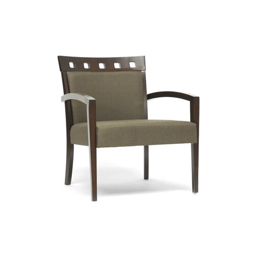 Baxton Studio Carmela Arm Chair