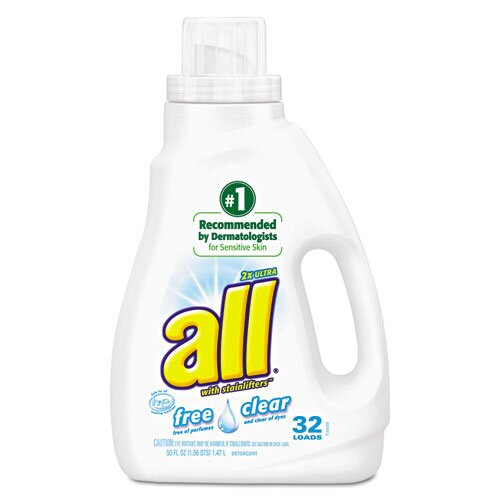 Sun Products All Ultra with Stainlifters Laundry Detergent