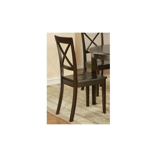 East West Furniture Boston Side Chair