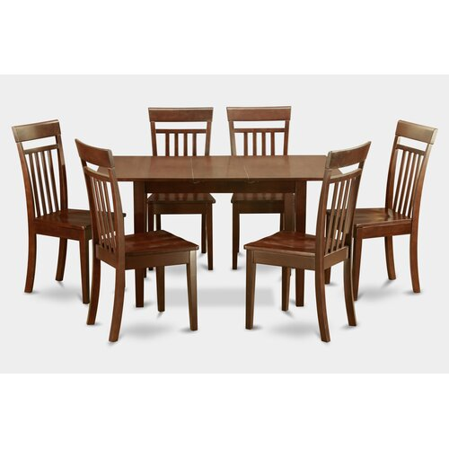 East West Norfolk 7 Piece Dining Set & Reviews