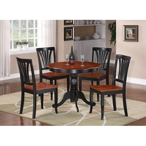 Dining Table Set Features Round Dinette Table Set Includes Dining