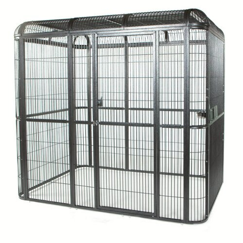 A&E Cage Co. Medium Walk Bird Aviary