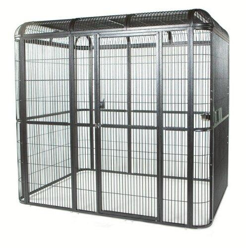 A&E Cage Co. Enormous Walk Bird Aviary