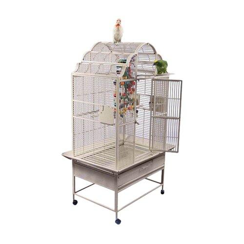 A&E Cage Co. Medium Victorian Top Bird Cage