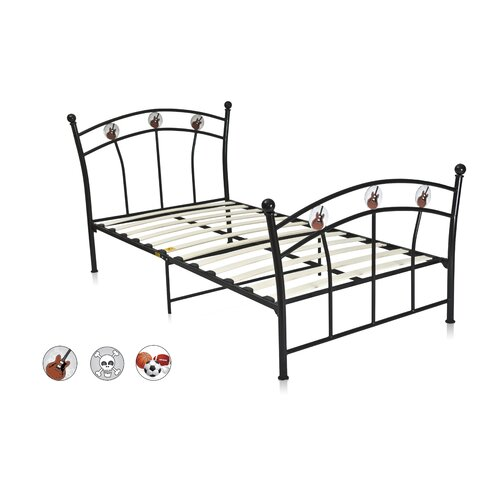 Glideaway Youth Metal Bed