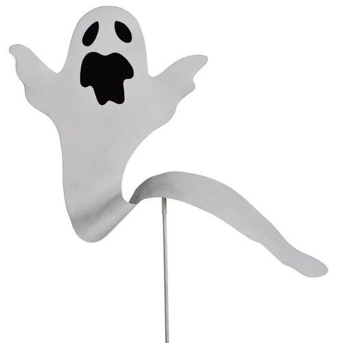 Ghoulish Ghost Garden Stake Halloween Decoration