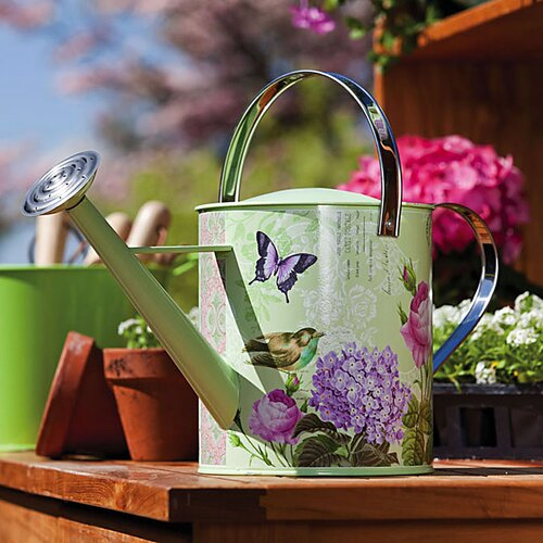 Evergreen Flag & Garden Vintage Spirit Watering Can