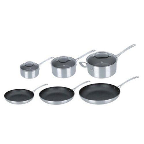 9-Piece Nonstick Pro Cookware Set