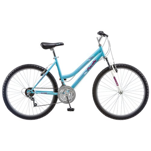 Pacific Cycle Women's Exploit - Front Suspension Mountain Bike