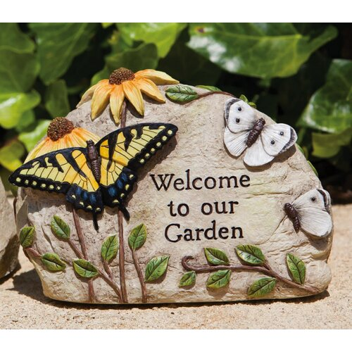 New Creative Winged Impression Butterfly Tiding Stepping Stone