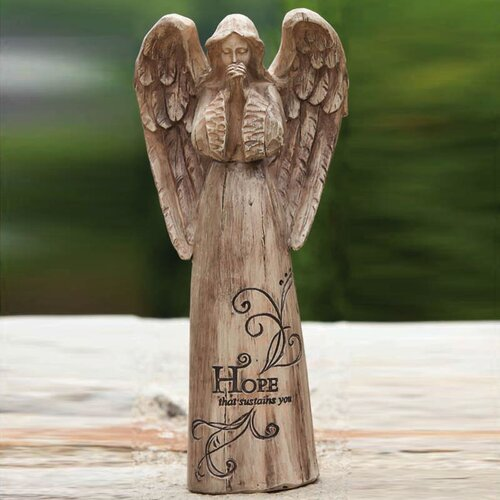 Wish Givers Hope Angel Statue