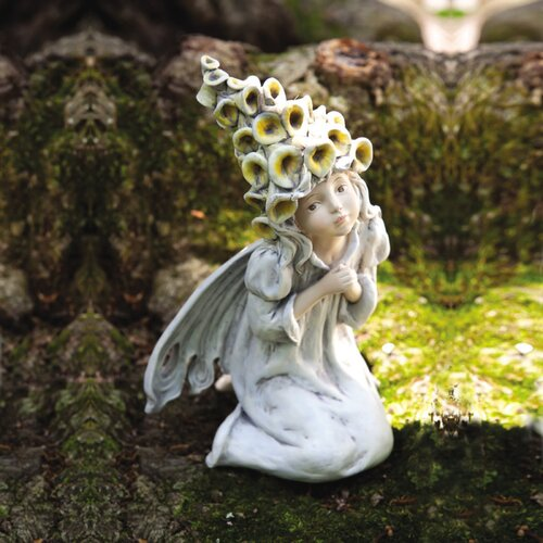 Ethereal Forest Fairy Hopeful Fairy Statue