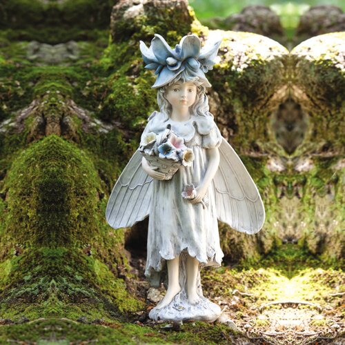 Darling Forest Fairies Bountiful Fairy Statue