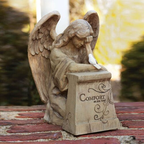 Wish Givers Comfort Angel Statue