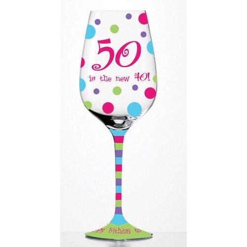 Cypress Home All Purpose Wine Glass
