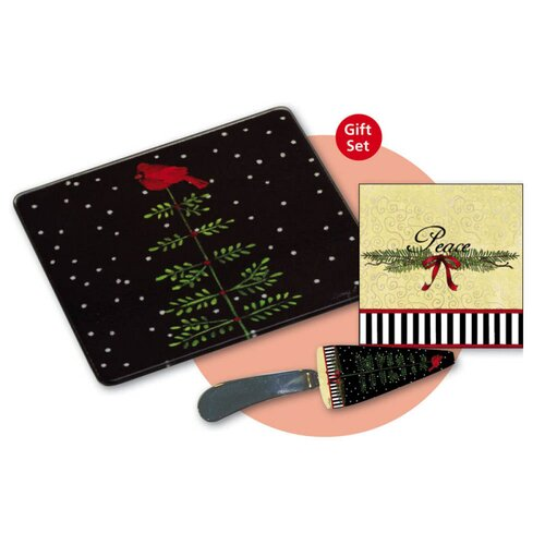 """Cypress Home A Peaceful Christmas """"It's a Party"""" Gift Set"""