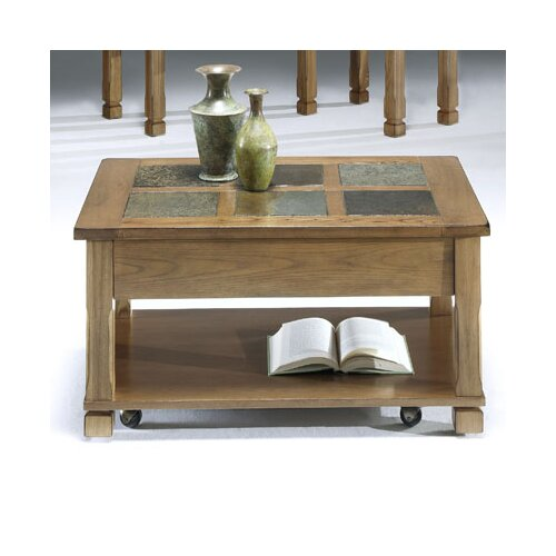 rustic ridge coffee table with lift top wayfair. Black Bedroom Furniture Sets. Home Design Ideas