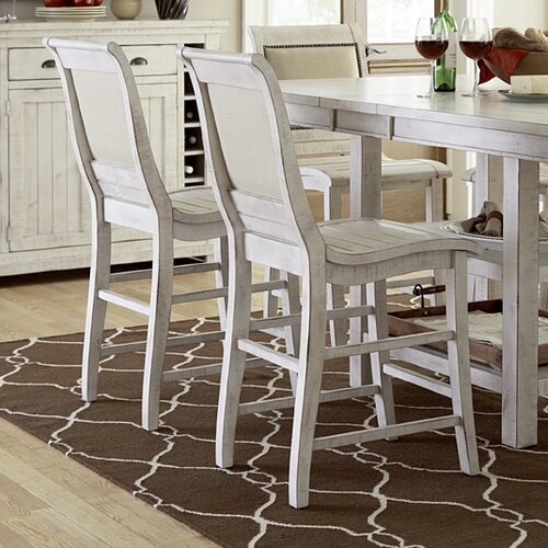 Willow Bar Stool (Set of 2)