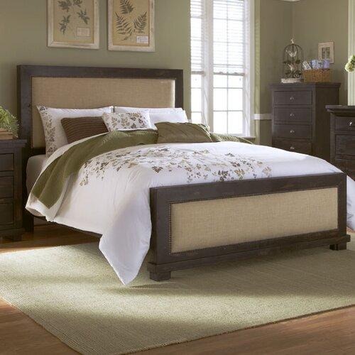 Progressive Furniture Willow Upholstered Bed Reviews Wayfair