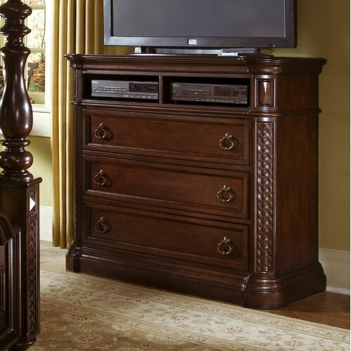 Marlestone 3 Drawer Media Chest