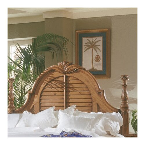 Palm Court Low Poster Headboard