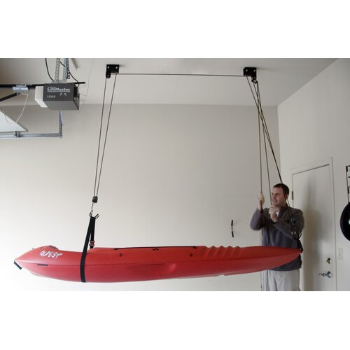 Gear Up Inc. Signature Series Up and Away Deluxe Hoist System with Accessory Straps