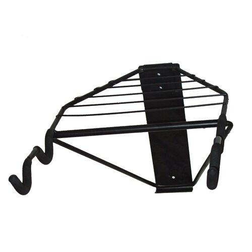 Gear Up Inc. Black Series 2 Bike Horizontal Wall Mount