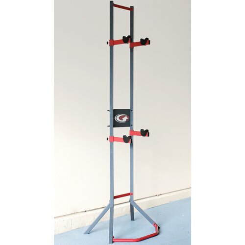 Gear Up Inc. Platinum Series 2 Bike Freestanding Storage Rack