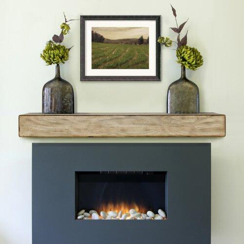 Pearl Mantels Shenandoah Fireplace Mantel Shelf Reviews Wayfair