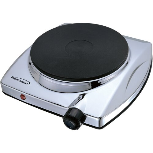 Brentwood Appliances Electric Single Hotplate