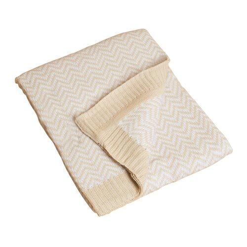 Herringbone Baby Blanket