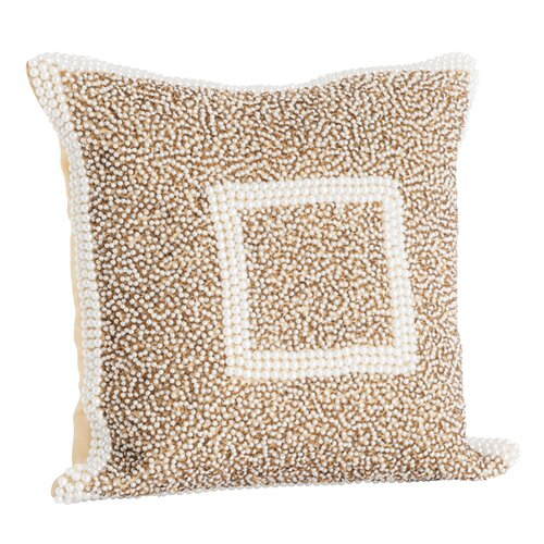 Saro Cotton Pillow Cover