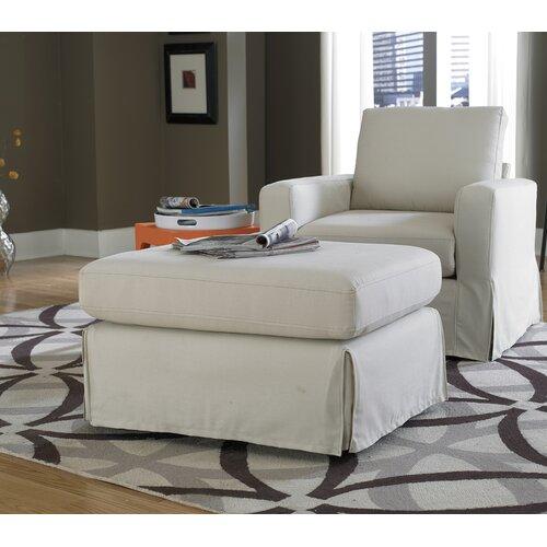 sofab Lily Ottoman