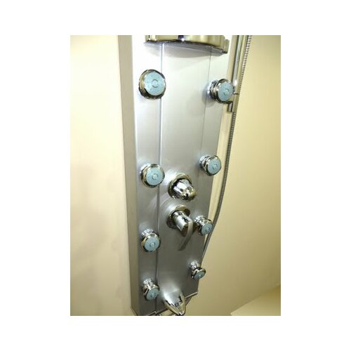 Kokols Diverter Massaging Jets Shower Panel