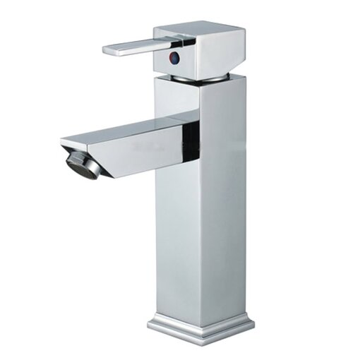 Single Handle Single Hole Vessel Sink Faucet