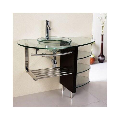 """Kokols 40"""" Bathroom Vanity Set"""
