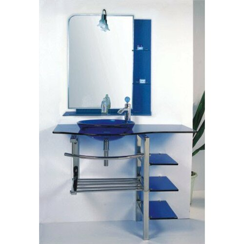 "Kokols 39"" Bathroom Vanity Set"