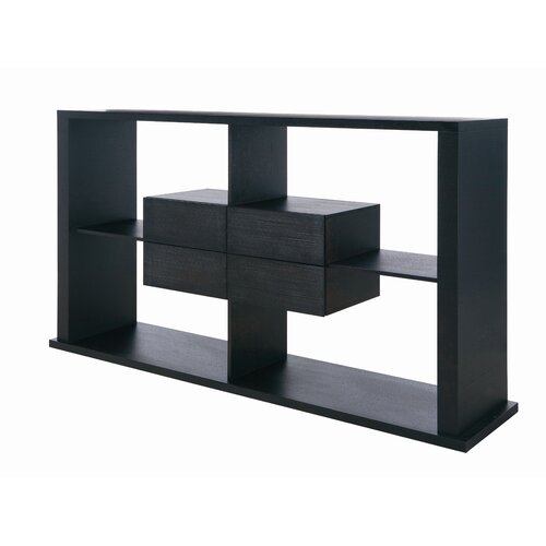 Nuevo Annike Multimedia Storage Rack