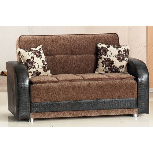 Utica Convertible Loveseat