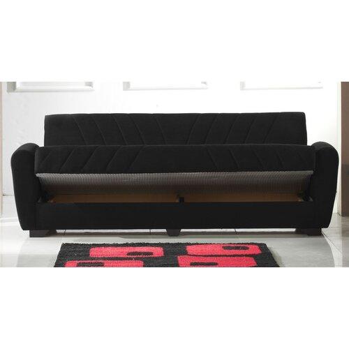 Beyan Signature Orlando Convertible Sofa